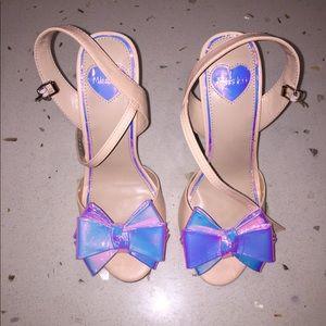 Miss KG heels - Fancy never worn